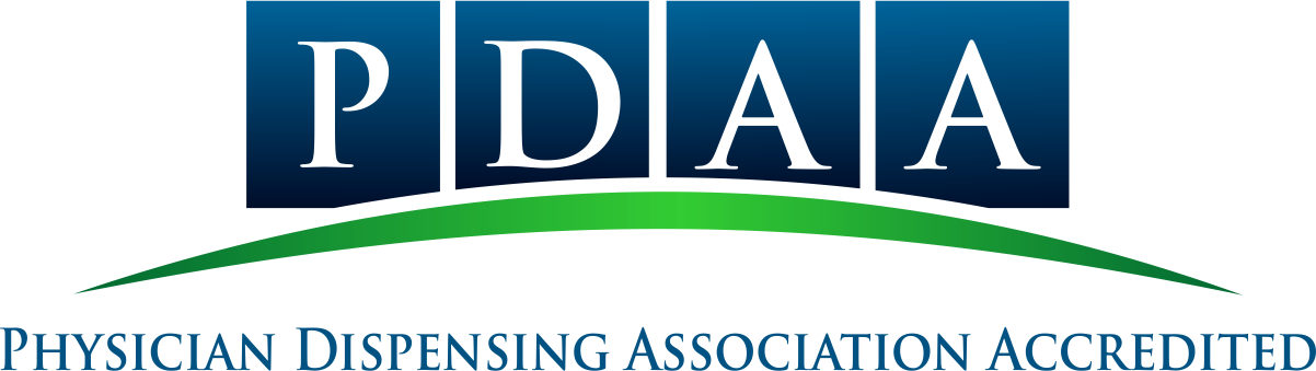 PDAA - PHYSICIAN DISPENSING ASSOCIATION ACCREDITED