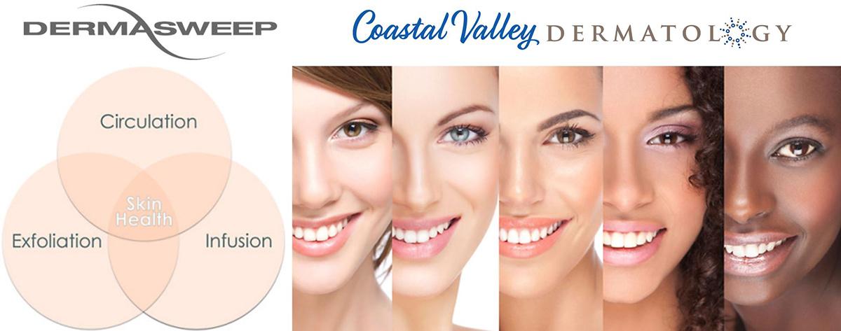 coastal-valley-dermatology-carmel-dermasweep-exfoliation-infusion-photo