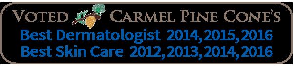 coastal-valley-dermatology-carmel-pine-cones-best