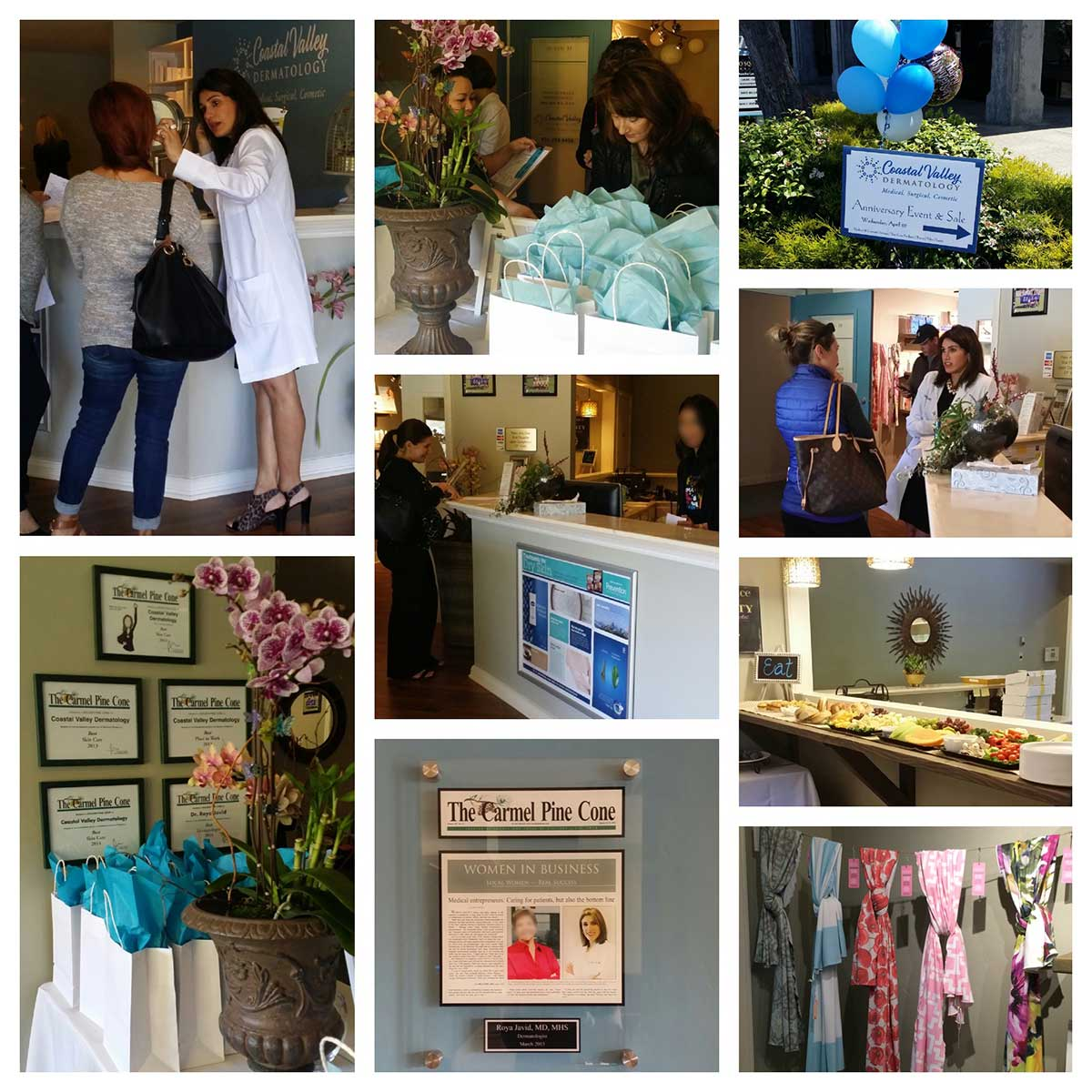 coastal-valley-dermatology-carmel-events-photo
