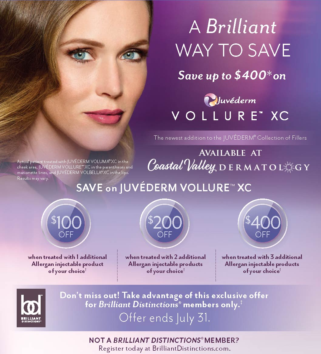 coastal-valley-dermatology-carmel-vollure-allergan-savings-photo