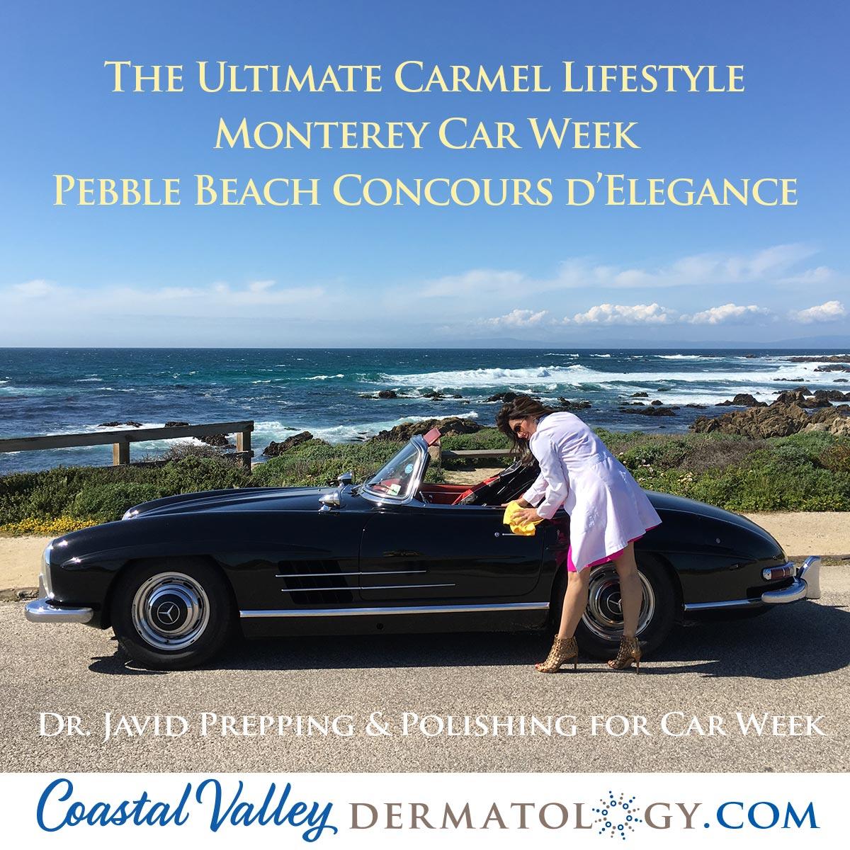 coastal-valley-dermatology-monterey-car-week-javid-md-photo