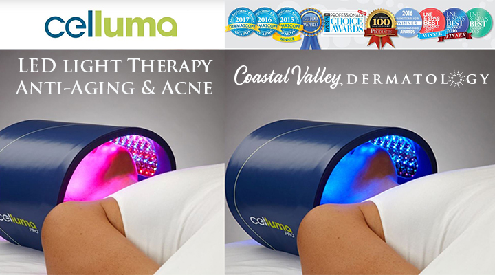 Cellular Health Boost With Led Therapy Coastal Valley