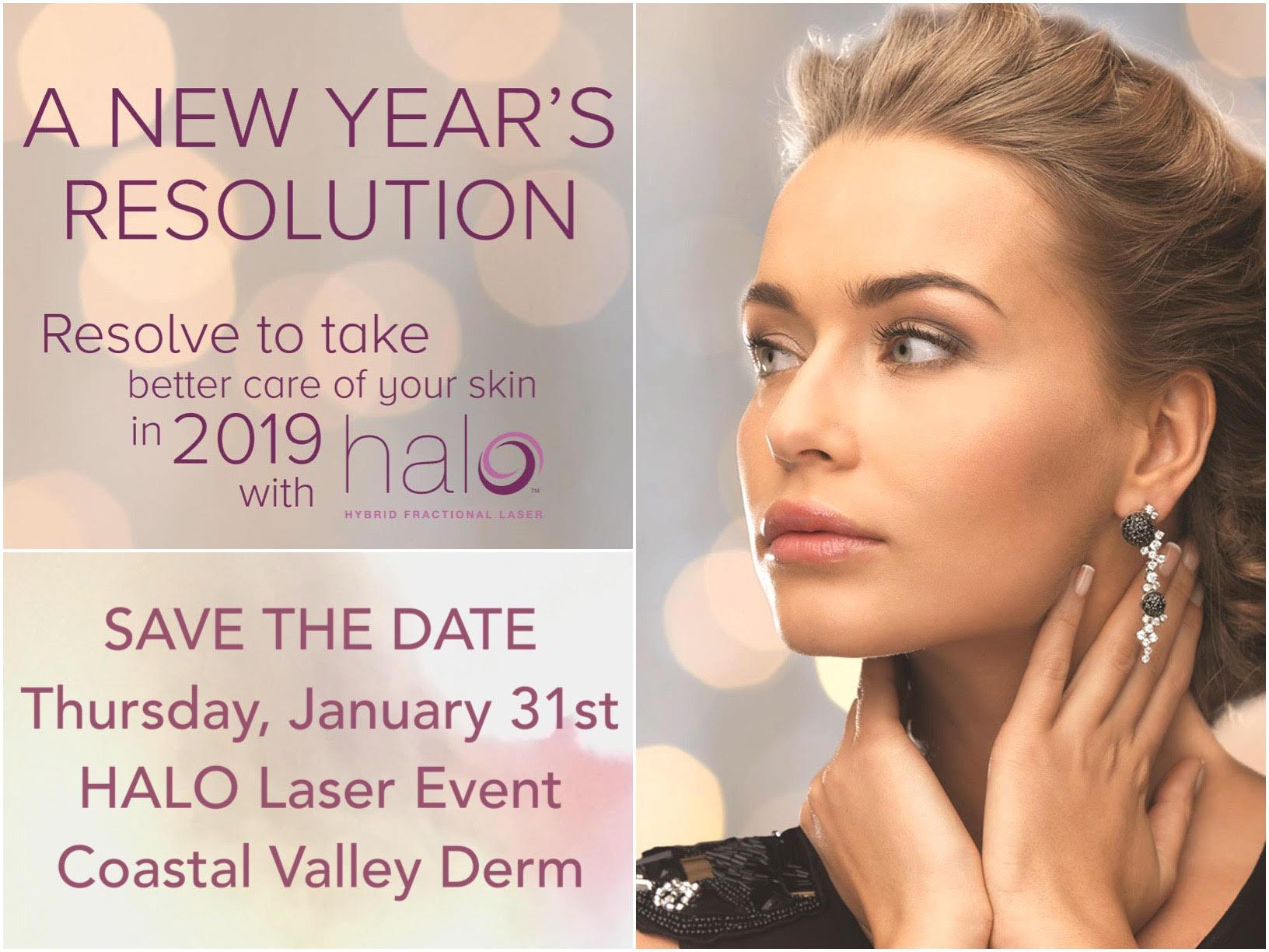 coastal-valley-dermatology-monterey-halo-laser-event-photo